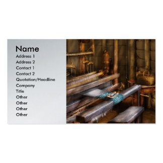Weaver - The Weavers Room Business Card