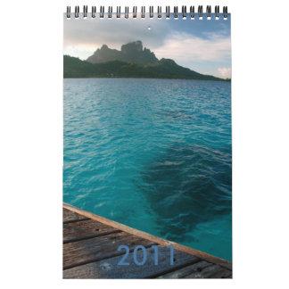 Weaver's 2011 Calendar