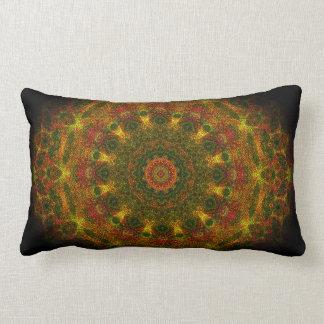 Weaver's Mandala Pillow