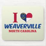 Weaverville, North Carolina Mouse Pad