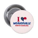 Weaverville, North Carolina Pin