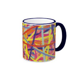 Weaving Coffee Mug