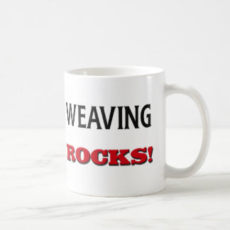 Weaving Rocks Mug