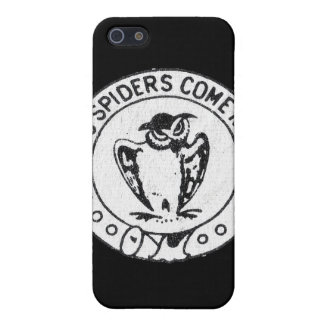 Weaving Spiders Come Not Here Case For iPhone SE/5/5s