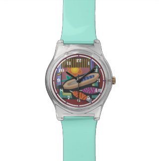Weaving Watches