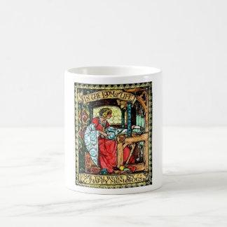 Weaving Woman Coffee Mug