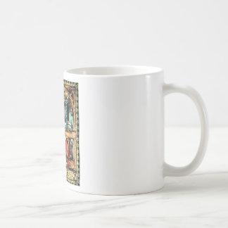 Weaving Woman Mug