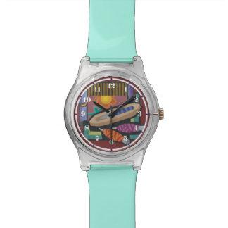 Weaving Wrist Watch