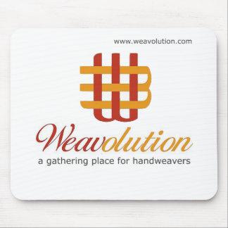 Weavolution Mouse Pad