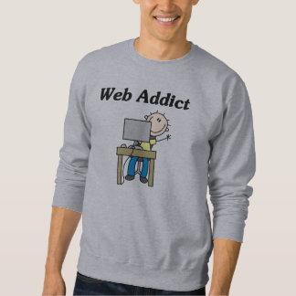 Web Addict Sweatshirt