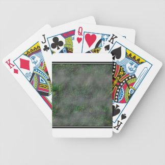 Web brumoso baraja cartas de poker