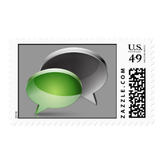 Web-chat Postage