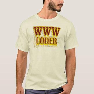 Web Coder T-Shirt