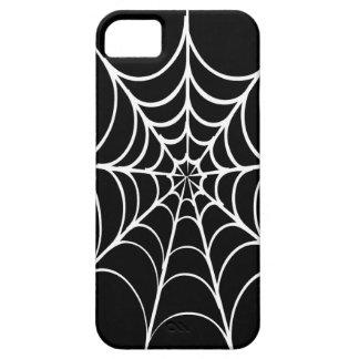 Web de araña del gótico iPhone 5 carcasa