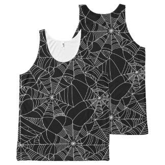Web de araña espeluznantes