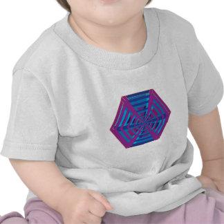 Web de araña galáctico camiseta