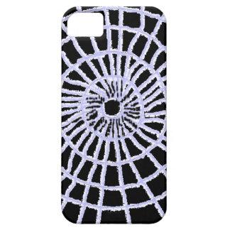 Web de araña iPhone 5 carcasa