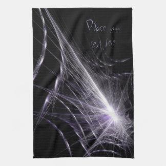 Web de araña toalla de cocina