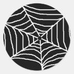 WEB de ARAÑA - pegatinas