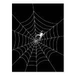 Web de araña postal