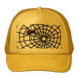 ¡Web de arañas de la viuda negra! Gorro