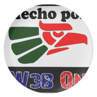 WEB DE HECHO POR EN PRODUCTOS ADAPTABLES PLATOS PARA FIESTAS