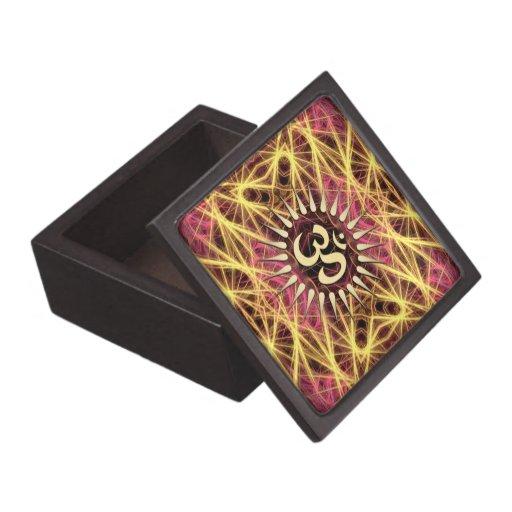 Web del fractal de la caja de regalo superior de A Cajas De Regalo De Calidad