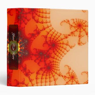 """Web del fuego - arte del fractal carpeta 1 1/2"""""""