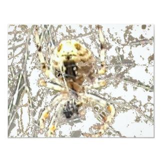 Web del místico del primer de la araña anuncios