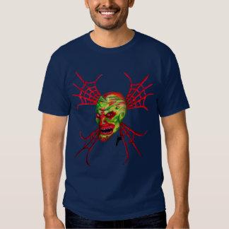 Web del zombi polera