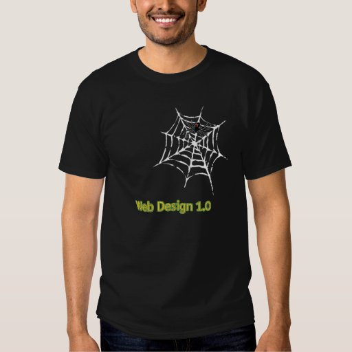 Web Design 1.0 T-Shirt