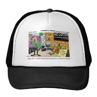 Web Design Beggar Funny Gifts Tees & Collectibles Mesh Hat