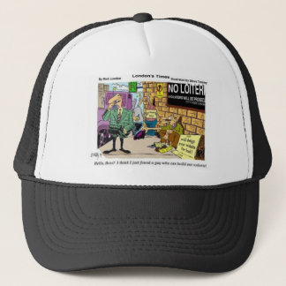 Web Design Beggar Funny Gifts Tees & Collectibles Trucker Hat