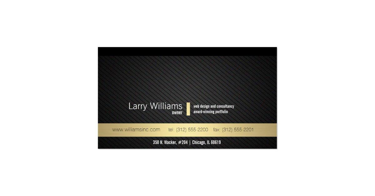 Web design consultancy business card zazzle for Design consultancy