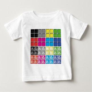 Web design icons baby T-Shirt
