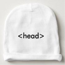 Web Design Programmer HTML Geek Head Hat