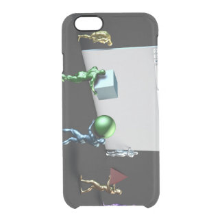 Web Design Services and Business Website Clear iPhone 6/6S Case