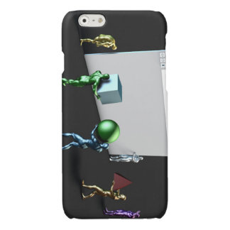 Web Design Services and Business Website Glossy iPhone 6 Case