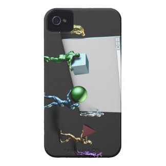 Web Design Services and Business Website iPhone 4 Case