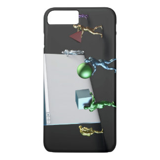 Web Design Services and Business Website iPhone 7 Plus Case