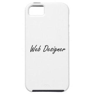 Web Designer Artistic Job Design iPhone 5 Case