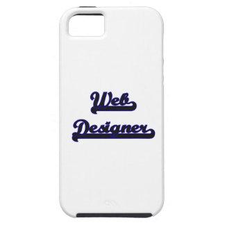 Web Designer Classic Job Design iPhone 5 Case