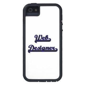 Web Designer Classic Job Design iPhone 5 Cases