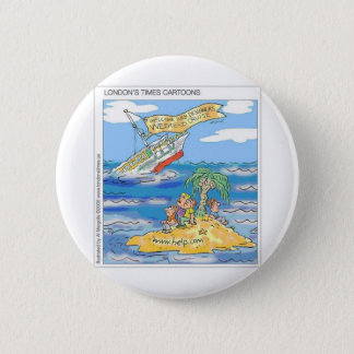 Web Designers Terror Cruise Ship Funny Gifts & Tee Button