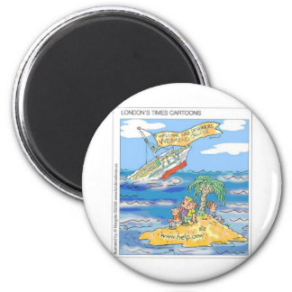 Web Designers Terror Cruise Ship Funny Gifts & Tee Refrigerator Magnet