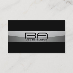 Web developer business cards templates zazzle web developer business cards colourmoves
