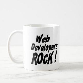 Web Developers Rock! Mug