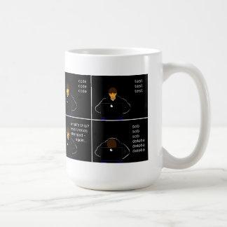 Web Development Classic White Coffee Mug