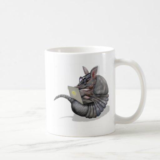 web dillo coffee mug