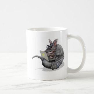 web dillo classic white coffee mug